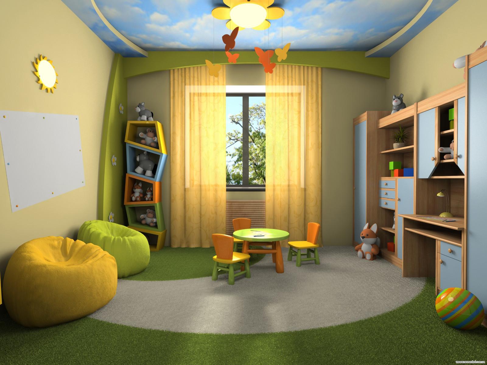 Детские комнаты для мальчика своими руками фото